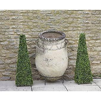 Topiary Obelisk Artificial Outdoor Plant Garden Decoration -Set of 1 (60cm)