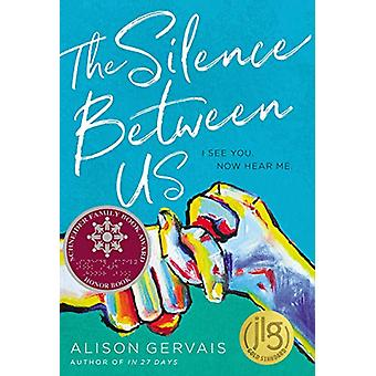 The Silence Between Us by Alison Gervais - 9780310766162 Book