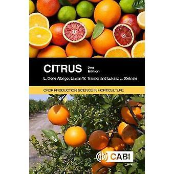 Citrus door L.G. Albrigo - 9781845938154 Boek