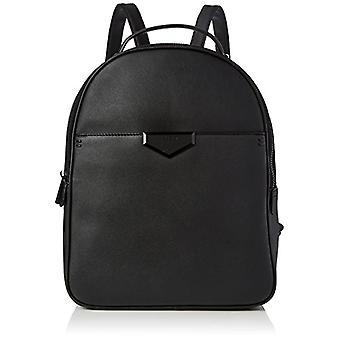 Aldo Hughson - Women's Backpacks - Black (Black Leather) - 12x37x28 cm (W x H L)