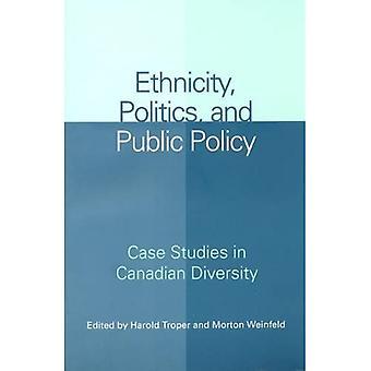 Etniciteit, politiek en openbaar beleid