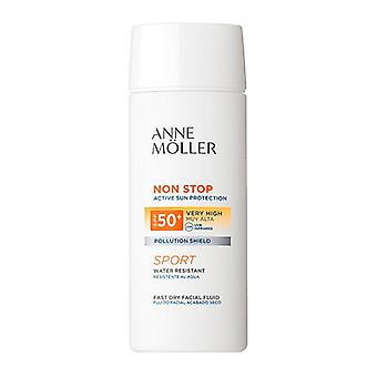 Sun Screen Lotion Non Stop Anne M ller Spf 50 (75 ml)