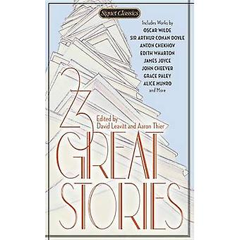 23 Great Stories by David Leavitt - 9780451532336 Book
