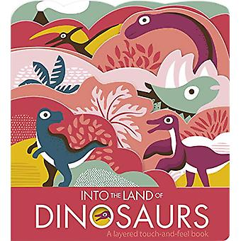 Into The Land Of Dinosaurs by Laura Baker - 9780711245334 Book