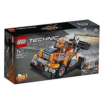 Playset Technic Race Truck Lego 42104