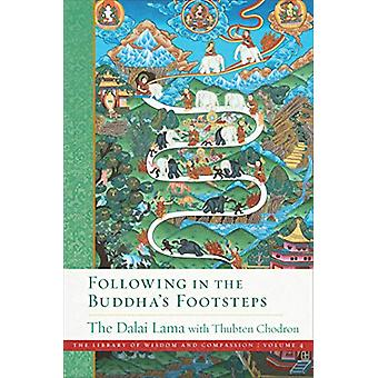 Following in the Buddha's Footsteps - The Library of Wisdom and Compas