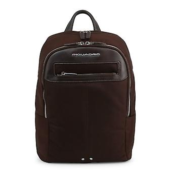Man piquadro synthetic backpack p73335