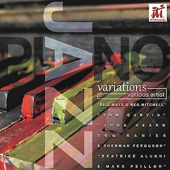 Various Artist - Piano Jazz Variations [CD] USA import