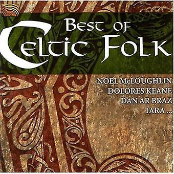 Lo mejor de Folk celta - lo mejor de importación de Estados Unidos Folk celta [CD]
