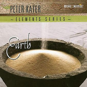 Peter Kater - Elements Series: Earth [CD] USA import