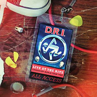 D.R.I. - Live at the Ritz 1987 [Vinyl] USA import