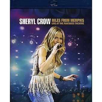 Sheryl Crow - Miles From Memphis Live at the Pantages Theatre [BLU-RAY] USA import