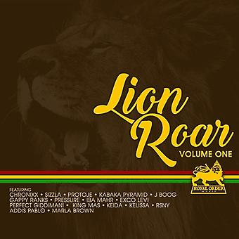 Various Artist - Lion Roar: 1 [CD] USA import