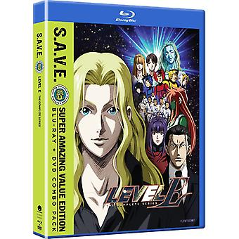 Nivel E: Serie completa - excepto la importación de los E.e.u.u. [Blu-ray]