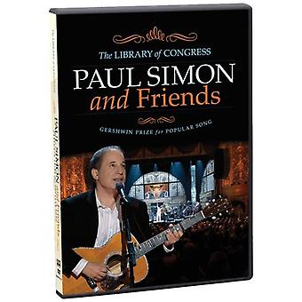 Paul Simon - Paul Simon & venner [DVD] USA import