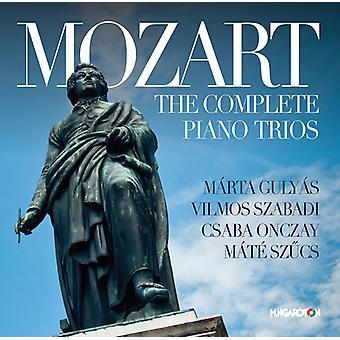 Mozart / Gulyas / Szucs - Mozart / Gulyas / Szucs: Complete Piano Trios [CD] USA import