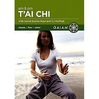 Am/Pm Tai Chi [DVD] USA import