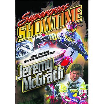 Supercross Showtime W/Jeremy McGrath [DVD] USA import