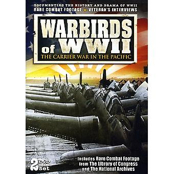 Warbirds of WW2 the Carrier War in the Pacific [DVD] USA import