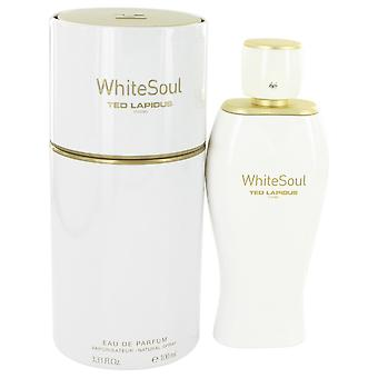 White Soul by Ted Lapidus Eau De Parfum Spray 3.4 oz / 100 ml (Women)