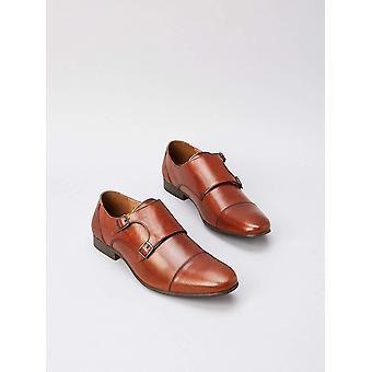 Brand - find. Men's Leather Derby Shoes