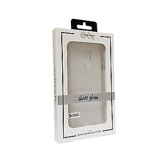Case-Mate Sheer Glam Case for Samsung Galaxy J7 Star - Crystal Clear