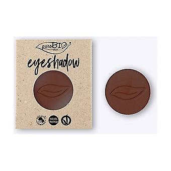Eco-Friendly Warm Brown Eyeshadow 03 Refill 2,5 g (Maroon)