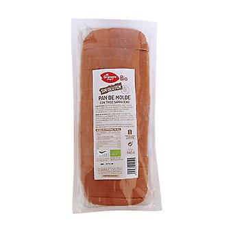 Organisches glutenfreies geschnittenes Brot mit Buchweizen None