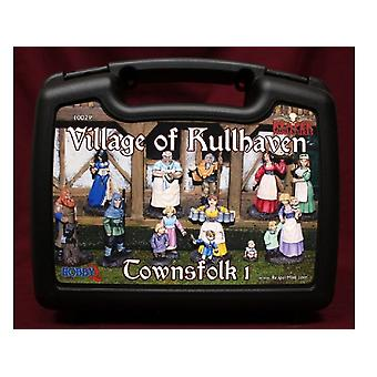Reaper Miniatures Boxed Set - Village of Kullhaven Townsfolk 1