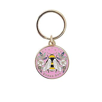 Imker Keyring - Queen Bee - Cracker Filler Gift