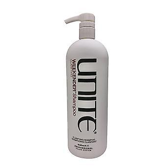 Yhdistä Weekender selventää Shampoo 33.8 OZ