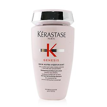 Genesis bain nutri fortifiant anti hiukset kuuluvat linnoitus shampoo (kuiva heikentynyt hiukset, altis kuuluvat vuoksi rikkoutuminen) 253481 250ml / 8.5oz