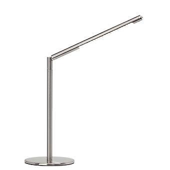 BRILLIANT Lampada Bombay LED Lampada Da tavolo Ferro 1x 5,5W LED integrato, (305lm, 6400K) Scala da A a E Accende la testa della lampada