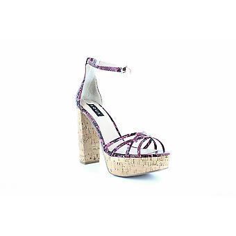 Aqua | Milo Platform Sandals