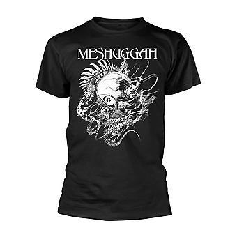 Meshuggah Selkäpää T-paita