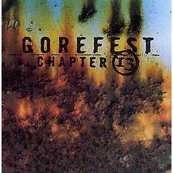 Gorefest - Chapitre 13 [Vinyle] Us import
