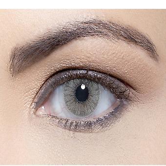 Solotica Hidrocor - Coloured Contact Lenses - Cristal (00.00d) (1 Year)