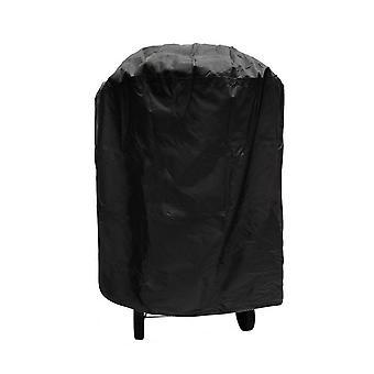 Heavy Duty Wasserdicht Barbecue (BBQ) Aufbewahrungsabdeckung - Schwarz