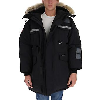 Canada Goose 8501m67 Men's Blue Nylon Down Jacket