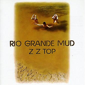 ZZ Top - Rio Grande modder [CD] USA import