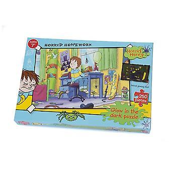 Horrid Henry Homework 250 peças quebra-cabeça Idade 7+