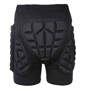 Outdoor Man Ski Skateboarding Shorts- Cycling Tackle Armor Hip Pads