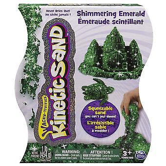 Wacky-Tivities Kinetic Sand 1lb Schimmern grün EMERALD