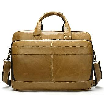 Men's Leather Office Bag