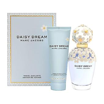 Daisy dream by marc jacobs for women 2 piece set includes: 3.4 oz eau de toilette spray + 2.5 oz luminous body lotion