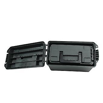 Ammo Box Military Style Plastic Storage Duty Caliber Bulk Ammo Storage Case Box