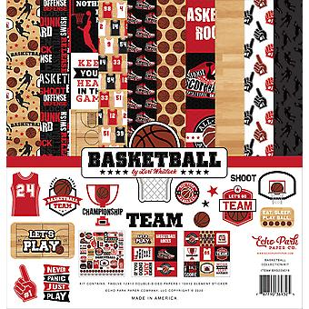 Echo Park Basketball 12x12 Inch Collection Kit