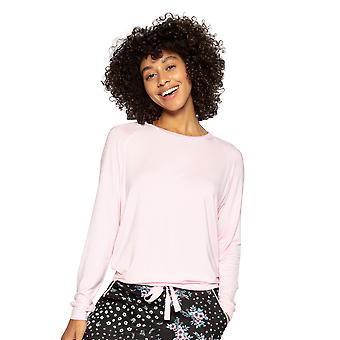 Cyberjammies Hannah 4736 Naiset'Vaaleanpunainen Kukka Modal Pyjama Top