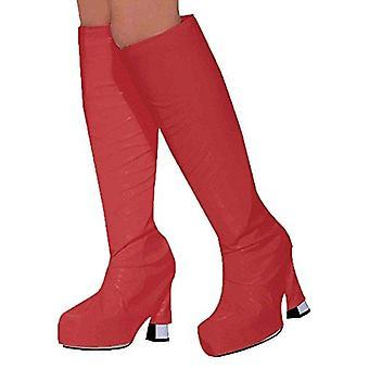 Bristol novità ba530 go boot top rosso, donna, taglia unica