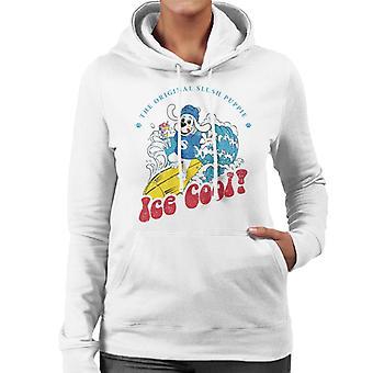 Slush Puppie Ice Cool Women's Hooded Sweatshirt